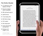 Mockup of potential Apple Tablet.