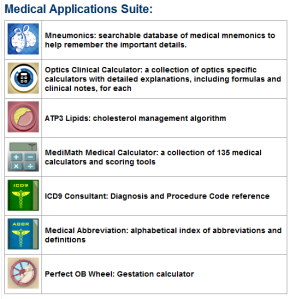Medical College of Georgia iPhone apps