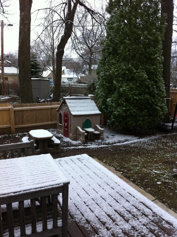 April 18, 2011 snow